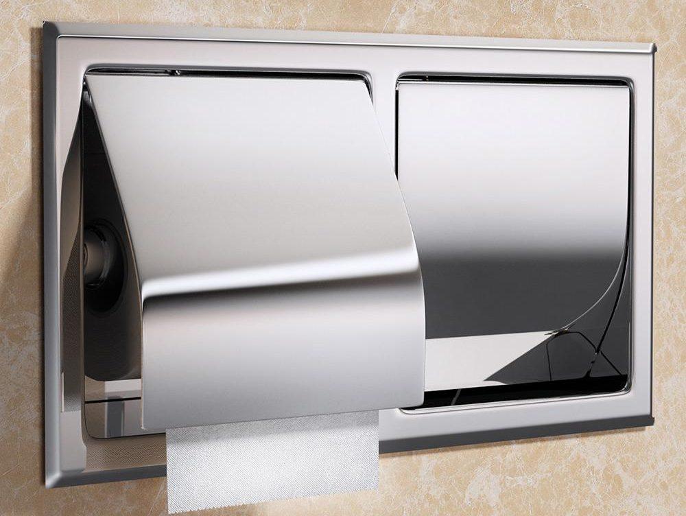 using of roll dispenser